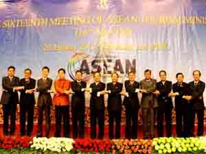 asean ministers promote regional attractiveness