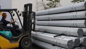US unveils anti-dumping duty on Vietnam's steel pipe