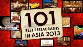 Five Vietnam restaurants among 101 best in Asia
