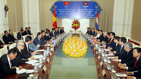 Fresh impetus for Vietnam-Cambodia cooperation