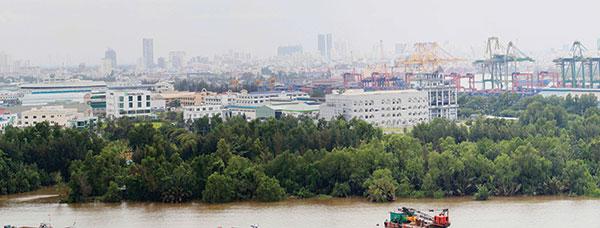 decree regulates industrial parks