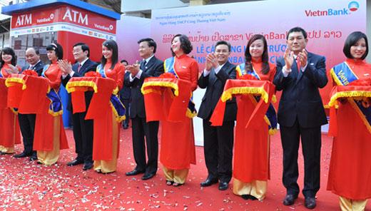 vietinbank opens subsidiary bank in laos