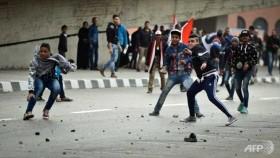 15 killed as clashes mar Egypt revolt anniversary