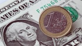 Dollar falls on poor US industrial data
