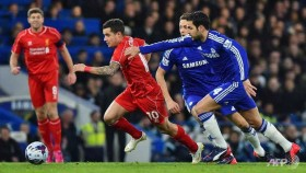 Ivanovic sinks Liverpool as Chelsea reach final