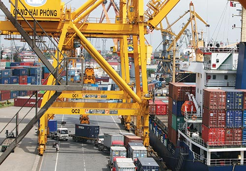 omanis ready to shake on haiphong port deal
