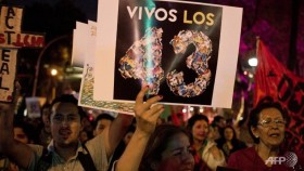 Mexico 'certain' that missing students are dead