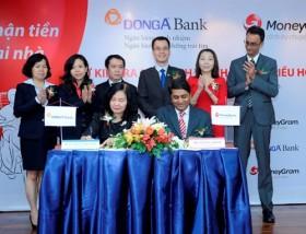 MoneyGram, DongA Bank to deliver remittances to customers' door