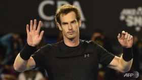 Murray beats Berdych to reach fourth Aussie final