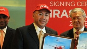 AirAsia X shuffles management, to raise capital