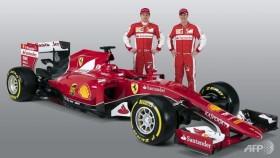 Ferrari unveils 'sexy' new car for 2015