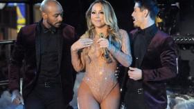 Mariah Carey slammed for botching Times Square countdown show