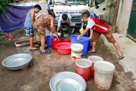 2.5 million people in Hanoi lack clean water