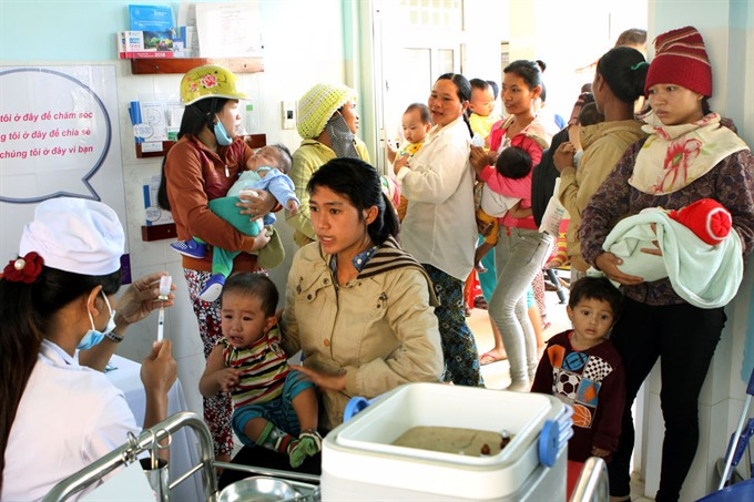 viet nam expected to produce mixed vaccines in coming years