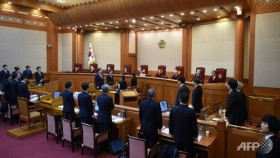 South Korea president's lawyer says no evidence to back impeachment