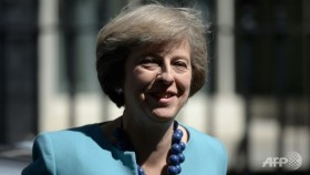 UK will have 'control over borders' after Brexit: PM May