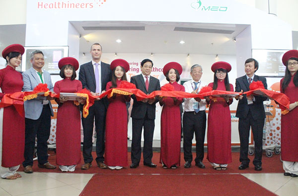 siemens healthineers brings cutting edge ultrasound system to vietnam