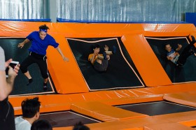 Vietnam's first trampoline park Jump Arena resounding success
