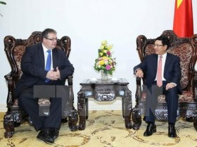 Framework agreement deemed landmark in Viet Nam-Hungary ties