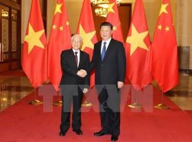 Vietnam, China trade balance shows improvement