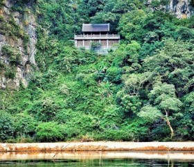 Mysterious buddhas and tales of tigers beckon visitors to Am Tien Pagoda and Cave