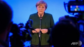 Trump accuses Merkel of 'catastrophic mistake' over migrants