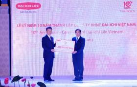 Dai-ichi Life Vietnam celebrates 10th anniversary