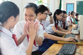 Hour of Code Vietnam reaches the highest record