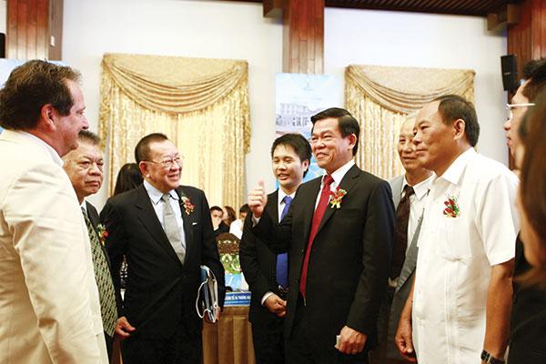 Local innovations attract global FDI