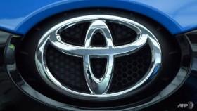 Former president of Japan's Toyota dies at 88