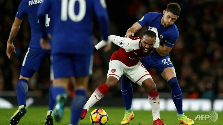 chelsea frustrated by arsenal stalemate