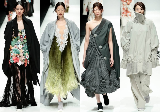 2017 S Eye Catching Fashion From Vietnamese Designers New Release Movie Reviews And The Best Restaurant Reviews Bars