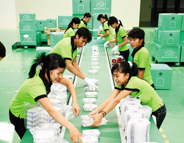 Plastics growth garners strong interest