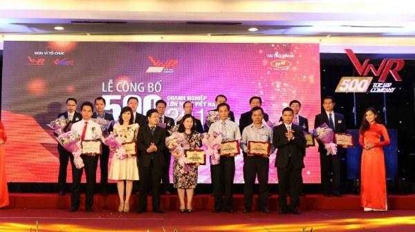 list of 500 largest vietnamese enterprises announced