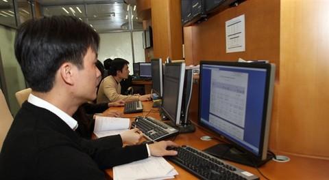 vn stocks soar on positive outlook