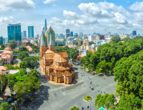 hcm city prepares human resources for smart city project