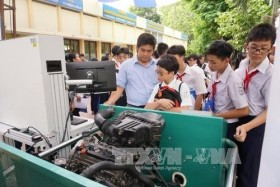 City vocational training lacking