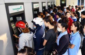 banks must ensure smooth atm operations before tet