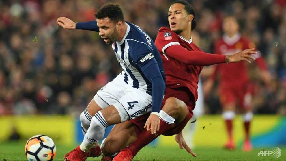 West Brom beat Liverpool amid VAR chaos, Spurs avoid upset ...