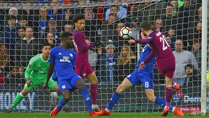 manchester city remain on course for quadruple