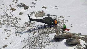 french climber saved on pakistans killer mountain