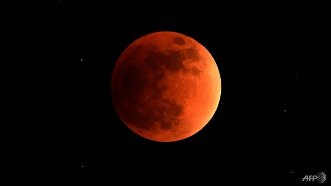 red moon 2018 miami - photo #2