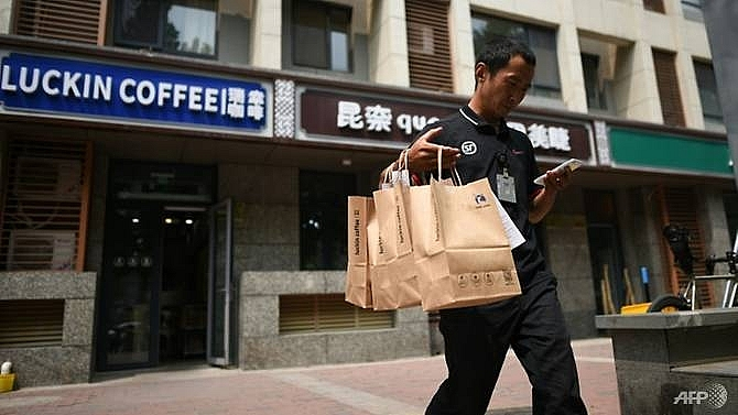 coffee startup luckin set to overtake starbucks in china