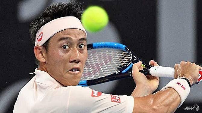 nishikori back to best in win over dimitrov