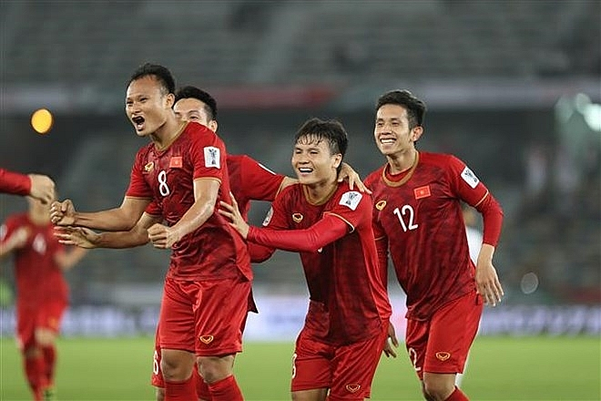vietnam lose 2 3 to iraq in afc asian cups opener