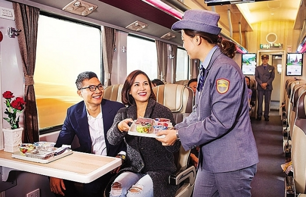 first short steps into private railway sector