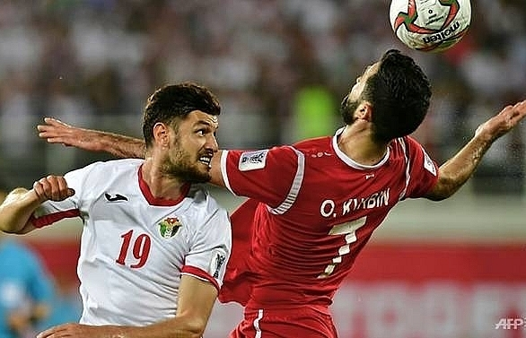 jordan tame syria to reach asian cup knockouts