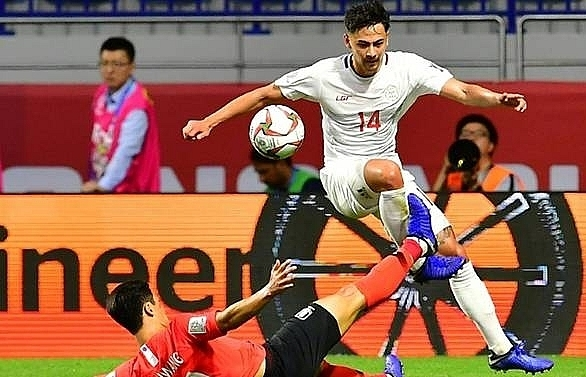 svens street dogs put philippines on asian cup map