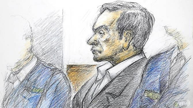 ghosn suffers fever in japan jail skips questioning report