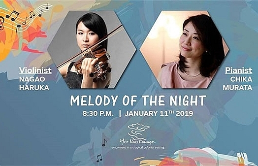 japanese artists to perform in da nang